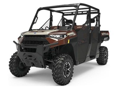 2019 Polaris Ranger Crew XP 1000 EPS 20th Anniversary Limited Edition Side x Side Utility Vehicles Elk Grove, CA