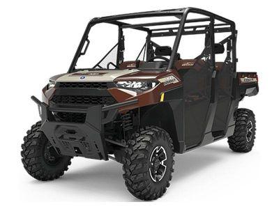 2019 Polaris Ranger Crew XP 1000 EPS 20th Anniversary Limited Edition Utility SxS Utility Vehicles Paso Robles, CA
