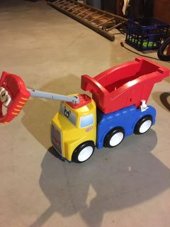Little tikes ride on or push toy