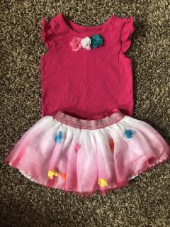 12-18 month Children s Place outfit