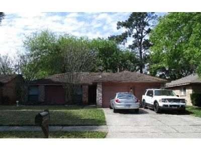 3 Bed 2 Bath Foreclosure Property in Spring, TX 77373 - Spring Fork Dr