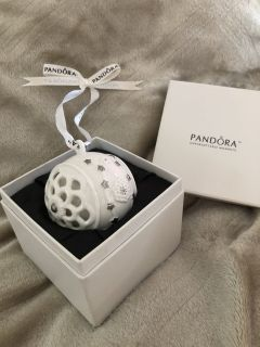 Pandora Collectible Christmas Ornament