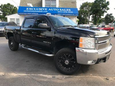 2008 Chevrolet RSX Work Truck (Black)