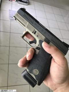 For Sale: Gently Used CZ P10C