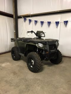 2019 Polaris Sportsman 450 H.O. ATV Utility Newberry, SC