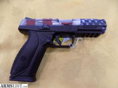 For Sale: Ruger American .45ACP Custom American Flag Cerakote USA