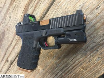 For Sale: Zev 19 with RMR