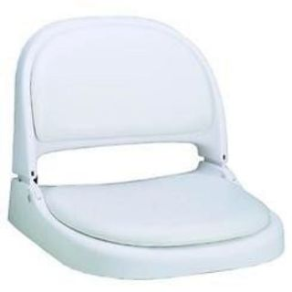 Buy Attwood 70121014 Proform Fold Down Boat Seat - White Frame / Vinyl Marine LC motorcycle in Hollywood, Florida, United States, for US $119.99