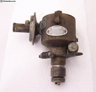 BOSCH Early Cast Iron Distributor 0 231 112 005