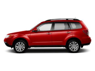 2010 Subaru Forester 2.5X Premium (Camellia Red Pearl)