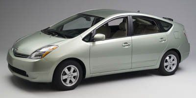 2006 Toyota Prius Base (Driftwood Pearl)