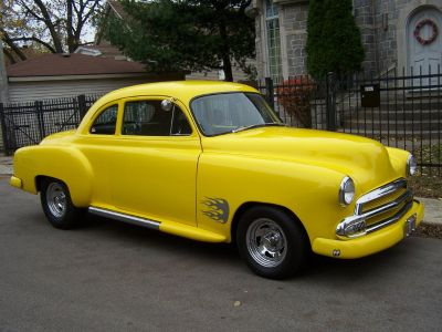 1951 Chevrolet touring can TRADE
