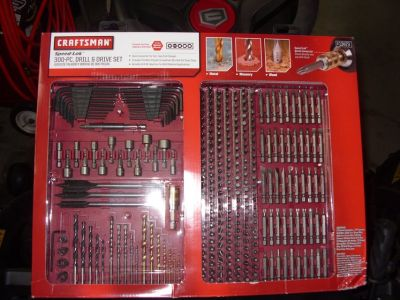 speed-loc 300 pc. drill & drive set