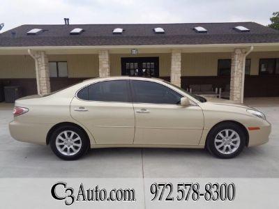 2002 Lexus ES 300 Luxury