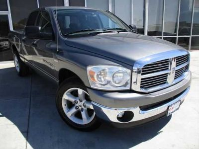 Used 2007 Dodge Ram 1500 Quad Cab for sale