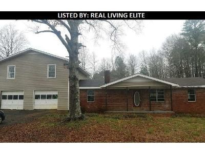 3 Bed 2 Bath Foreclosure Property in Chatsworth, GA 30705 - Huffman Rd