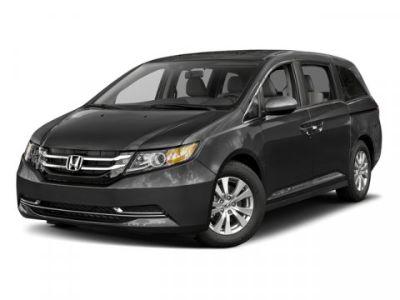 2017 Honda Odyssey EX-L w/DVD (Silver)