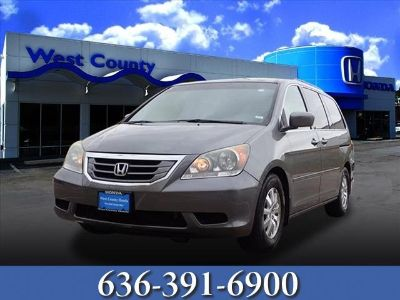 2009 Honda Odyssey EX-L (Sterling Gray Metallic)