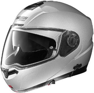 Buy Nolan N104 Modular Solid Motorcycle Helmet Platinum Silver XXX-Large motorcycle in South Houston, Texas, US, for US $404.95