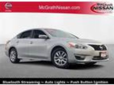 used 2015 Nissan Altima for sale.