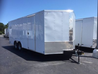 2019 Cargo Express XLW85X20TE3 Car Hauler Cargo Trailers Trailers Fort Pierce, FL