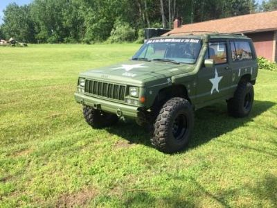 1995 Jeep Cherokee Off-Road