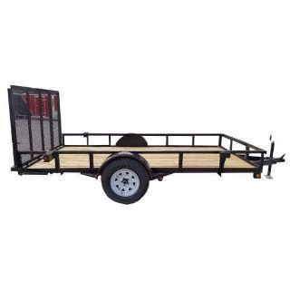 2018 Gatormade 6 X 12 General Purpose Trailers Trailers Campbellsville, KY