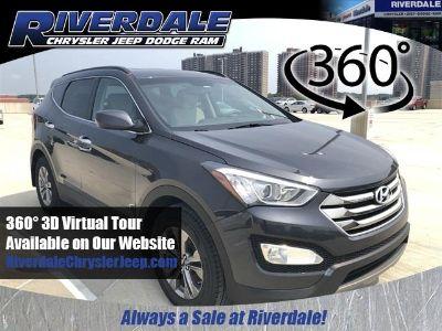 2016 Hyundai Santa Fe Sport 2.4 Base (Platinum Graphite)