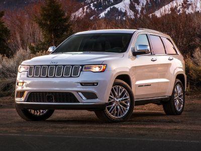 2019 Jeep Grand Cherokee Summit (Diamond Black)