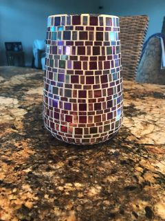 Pier1 vase and/or candle holder