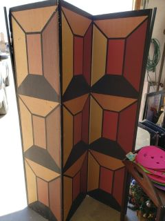 Vintage Screen room dividers