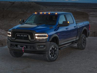 2019 RAM 3500 Tradesman (Bright White Clearcoat)