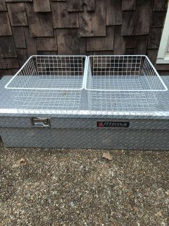 2 wire baskets. 21x17x8. PPU price is for both