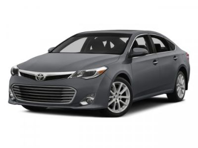 2015 Toyota Avalon XLE (Blue)