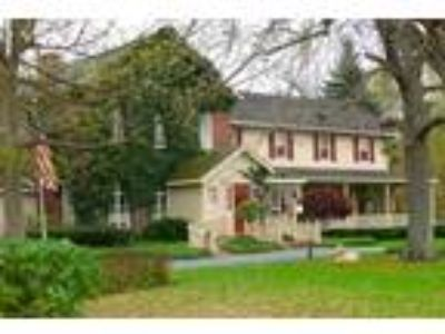 Inn for Sale: Asa Ransom House Bed & Breakfast and Restaurant