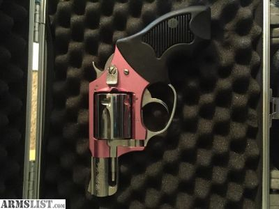 For Sale: Pink Charter .38 Special