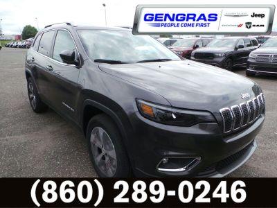 2019 Jeep Cherokee LIMITED 4X4 (Granite Crystal Metallic Clearcoat)