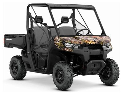 2019 Can-Am Defender DPS HD5 Utility SxS Keokuk, IA