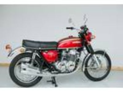 1971 Honda CB CB750 K1