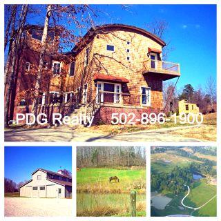 Farm for Sale in Bardstown, Kentucky, Ref# 2531245