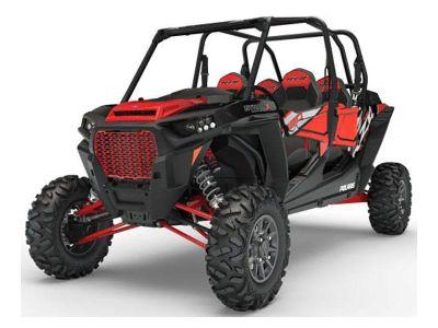 2018 Polaris RZR XP 4 Turbo Dynamix Edition Utility Sport Lancaster, TX