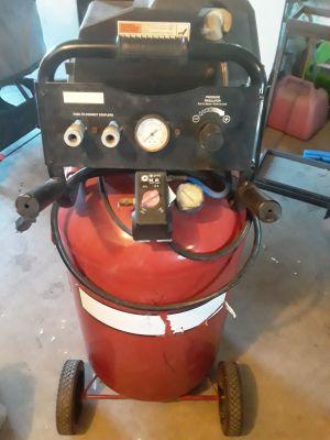 Craftsman 33gal air compressor