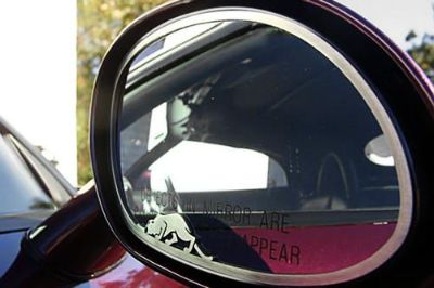 Sell ACC 821010 - 99-01 Plymouth Prowler Left Right Brushed Mirror Trim 2 Pcs motorcycle in Hudson, Florida, US, for US $69.58