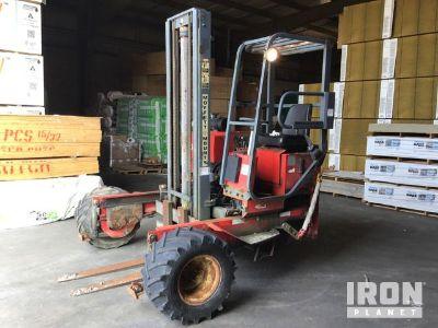 Moffett M5000 Truck Mounted Forklift