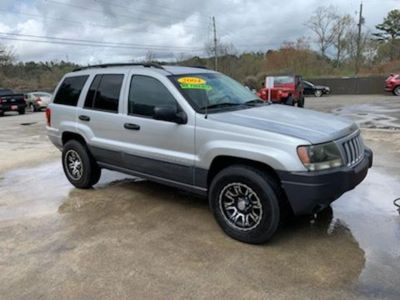 2004 Jeep Grand Cherokee Special Edition (SIL)