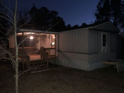 Two bed, Two bath, PRIVATE LOT Brand new central heat/air, Dishwasher, Washer/Dryer, Storage bu...