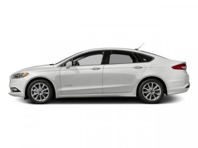 2018 Ford Fusion Hybrid S (Oxford White)