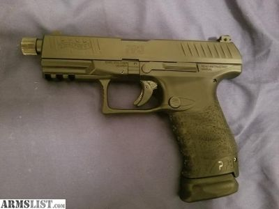 For Sale/Trade: Walther PPQ Navy
