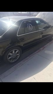 1500 obo Cadillac Seville STS 2001