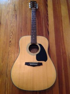 Ibanez Acoustic w/ Hard Case